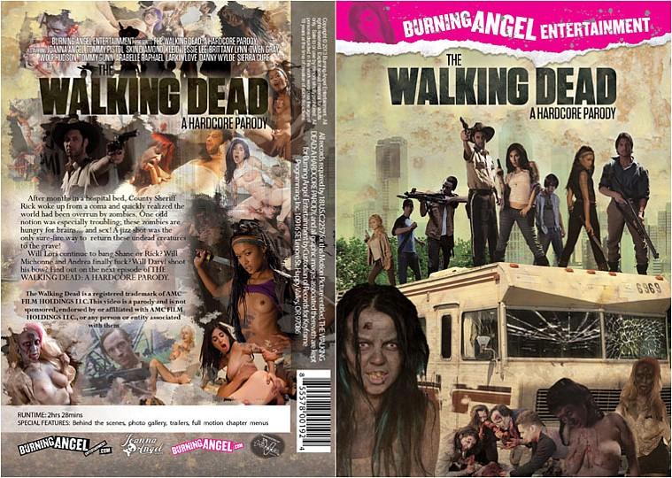 The Walking Death Parodia Porno